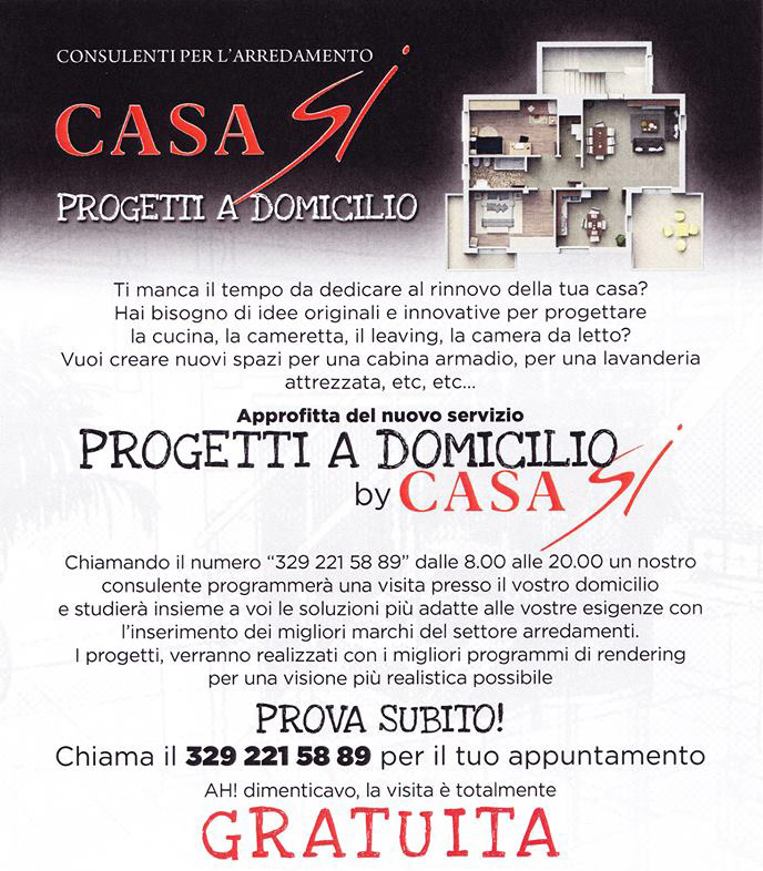 Casasi_progetti a domicilio_